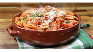 Chicken Arrabbiata recipe