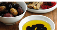 Oils, Olives & Peppers