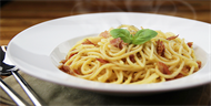 How to make spaghetti carbonara