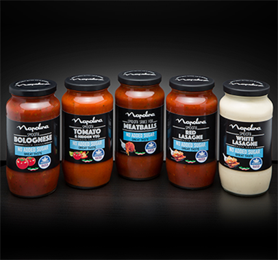 image of No Added Sugar Sauces 500g