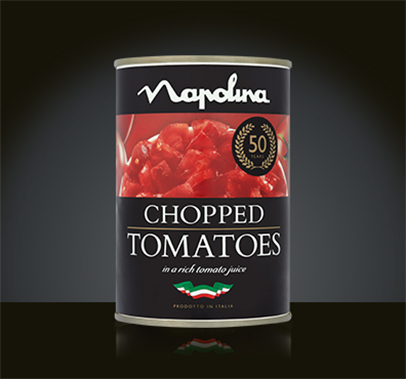 image of Chopped Tomatoes