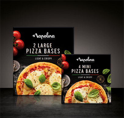 image of Pizza Bases