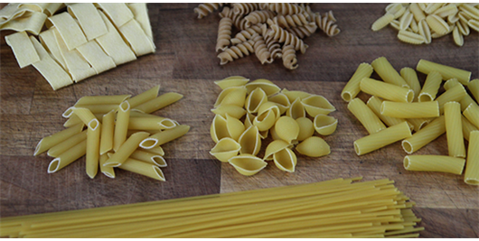 Perfect Pasta & Sauce Pairings