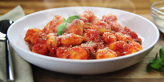 Gnocchi with Tomato